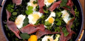 Green Eggs And Ham Macro Friendly Breakfast