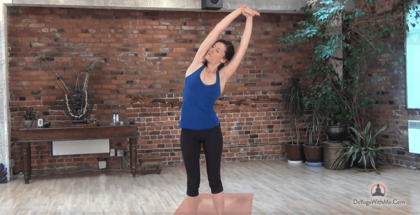 After Work Revitaliser Yoga
