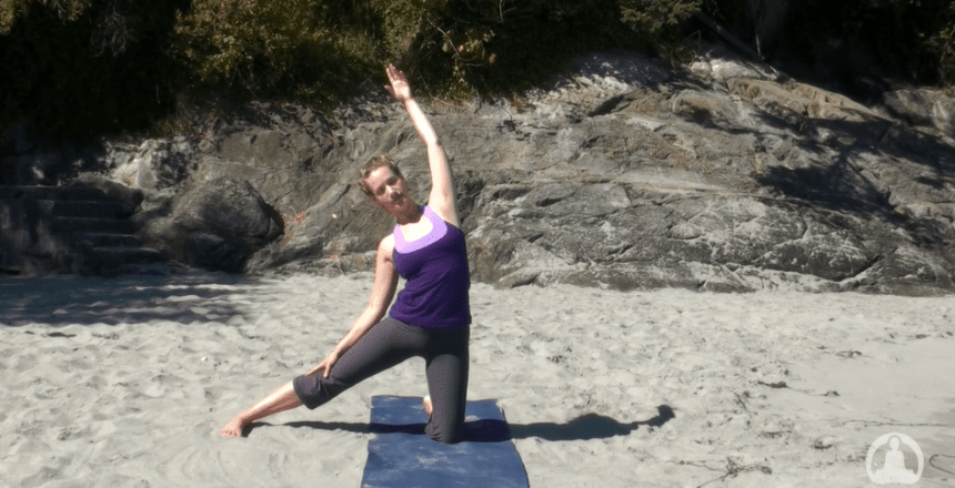 Bend and Stretch Yoga
