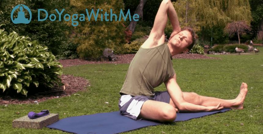 Deep Release Yoga with David Procyshyn - Do Yoga With Me