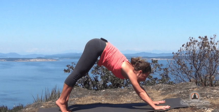 Do yoga with me - Rise and Shine with Fiji McAlpine