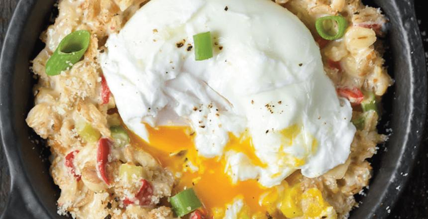 Savoury Oatmeal Recipe